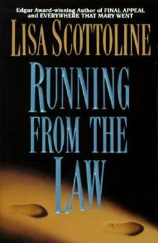 Running from the Law 0061094110 Book Cover