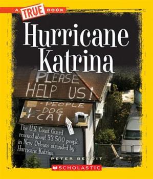Paperback Hurricane Katrina (a True Book: Disasters) Book