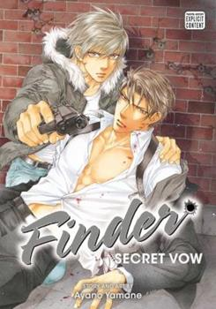 Finder: Secret Vow: Vol. 8 - Book  of the Finder Deluxe Edition