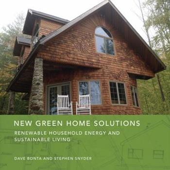 New Green Home Solutions 1423603893 Book Cover