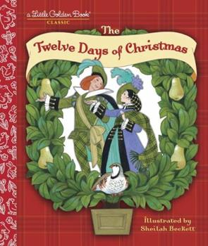 Hardcover The Twelve Days of Christmas Book