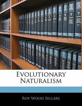 Paperback Evolutionary Naturalism Book