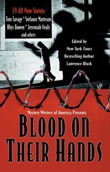Hardcover Blood on Their Hands Book