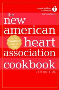 Paperback The New American Heart Association Cookbook Book