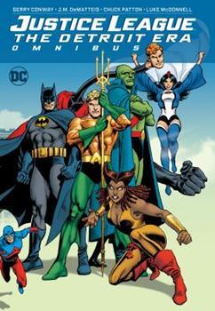Justice League: The Detroit Era Omnibus - Book  of the JSA: Classified