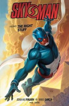 Skyman Volume 1: The Right Stuff - Book  of the Dark Horse Heroes