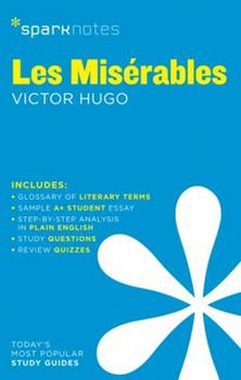 Les Miserables (SparkNotes Literature Guide) 1586633864 Book Cover