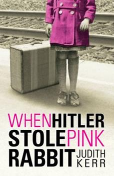 When Hitler stole pink rabbit 0142414085 Book Cover