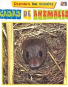 Spa-Descubre Los Anim 1587283891 Book Cover