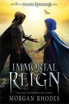 Immortal Reign 1595148248 Book Cover