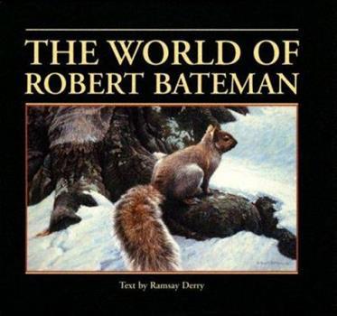 Hardcover The World of Robert Bateman Book