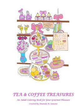 Paperback Tea & Coffee Treasures Book