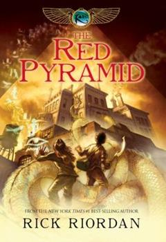 Paperback The Red Pyramid Book