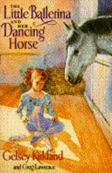 Little Ballerina and Her Dancing Horse 0385469780 Book Cover