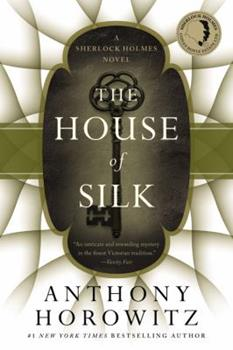 The House of Silk 0316196991 Book Cover
