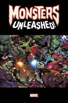 Monsters Unleashed! - Book  of the Monsters Unleashed! Battleground