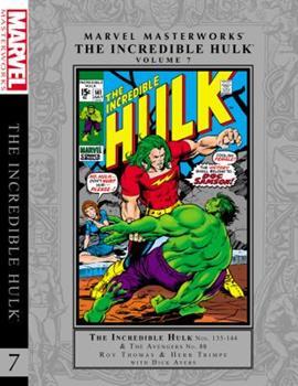 Marvel Masterworks: The Incredible Hulk, Vol. 7 - Book #193 of the Marvel Masterworks