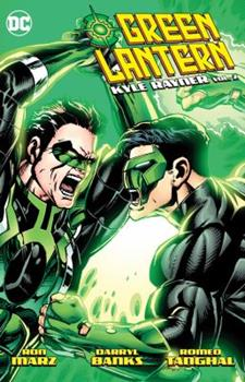 Green Lantern: Kyle Rayner Vol. 2 - Book  of the Green Lantern #Hal Jordan vol. 2