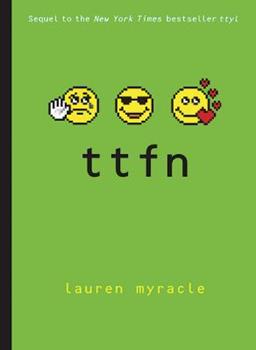 Paperback TTFN (Ta-Ta for Now) Book