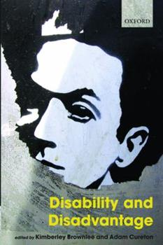Paperback Disability and Disadvantage Book