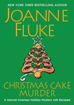 Christmas Cake Murder 161773232X Book Cover