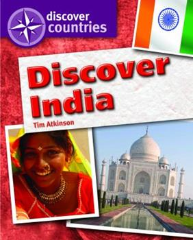 Library Binding Discover India Book