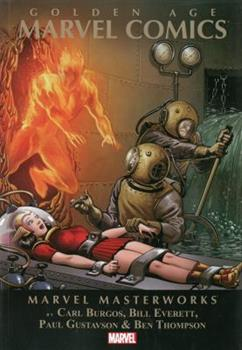 Marvel Masterworks: Golden Age Marvel Comics, Vol. 2 - Book #60 of the Marvel Masterworks
