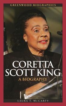 Coretta Scott King - Book  of the Greenwood Biographies