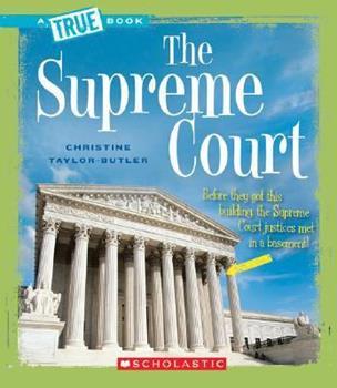 Paperback The Supreme Court (a True Book: American History) Book