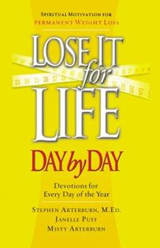 Lose It for Life Day by Day Devotional 0785298363 Book Cover