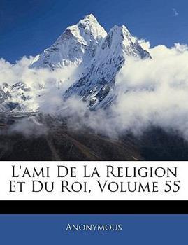 Paperback L' Ami de la Religion et du Roi Book