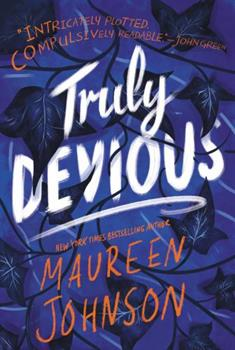 Truly Devious 0062338064 Book Cover
