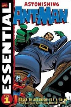 Essential Astonishing Ant Man, Vol. 1 - Book  of the Essential Marvel