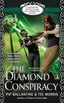 The Diamond Conspiracy 0425267326 Book Cover