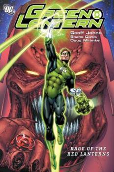 Green Lantern, Volume 7: Rage of the Red Lanterns - Book  of the Green Lantern #Hal Jordan vol. 2