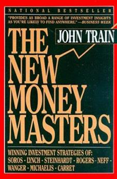 The New Money Masters 006092005X Book Cover