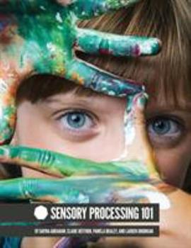 Paperback Sensory Processing 101 Book