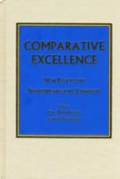 Comparative Excellence: New Essays on Shakespeare And Johnson (Ams Studies in the Eighteenth Century) 0404648525 Book Cover