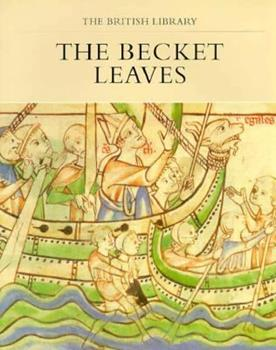 The Becket Leaves (Manuscripts in Colour Series) 0712301410 Book Cover