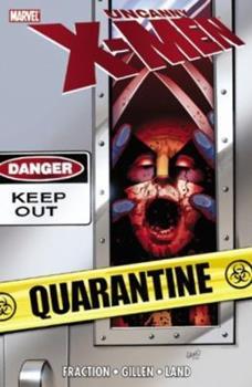 Uncanny X-Men: Quarantine - Book  of the Uncanny X-Men 1963-2011