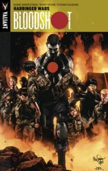 Bloodshot, Volume 3: Harbinger Wars - Book #3 of the Bloodshot 2012