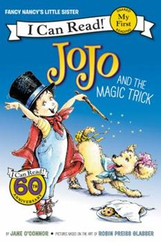 Paperback Jojo and the Magic Trick Book