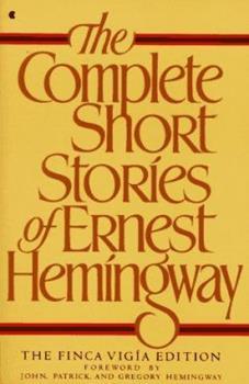 Paperback The Complete Short Stories of Ernest Hemingway Book