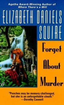 Forget about Murder 0425173437 Book Cover