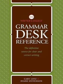 Writer's Digest Grammar Desk Reference 1582973350 Book Cover