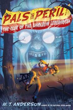 The Clue of the Linoleum Lederhosen 1442407026 Book Cover
