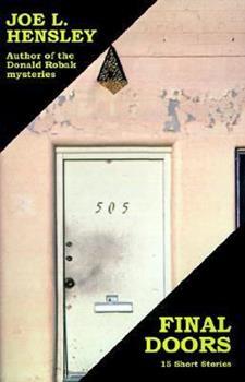 Final Doors 038517800X Book Cover