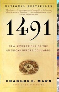 Paperback 1491 (Second Edition): New Revelations of the Americas Before Columbus Book