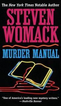 Mass Market Paperback Murder Manual Book