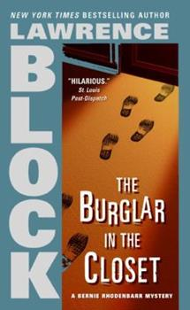 The Burglar in the Closet 0671617044 Book Cover